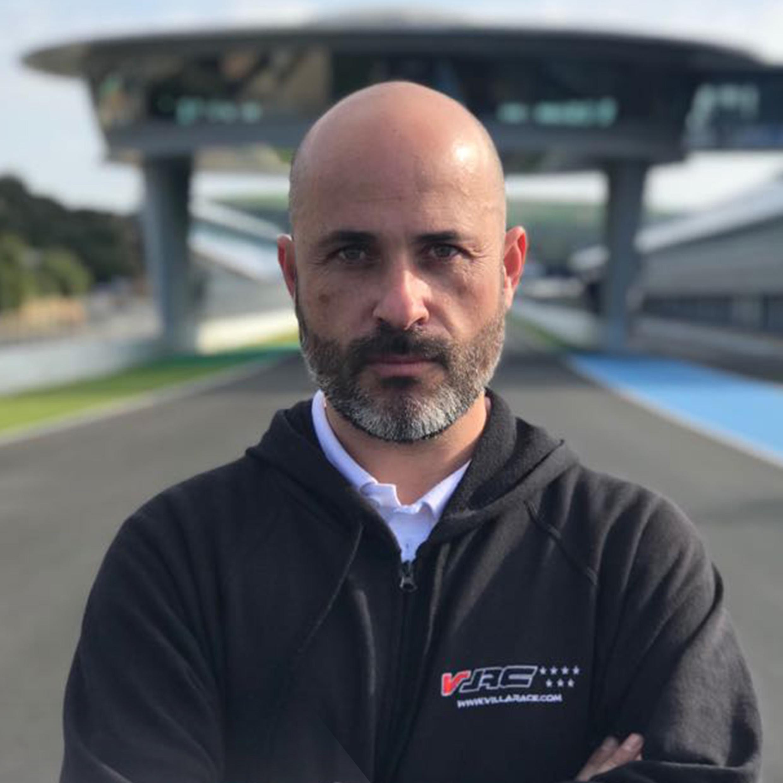 Ivan Garrido Director VRC